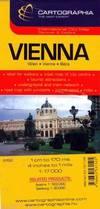 Bécs térkép 1:17 0000