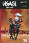 Usagi Yojimbo I.: A rónin - Képregény