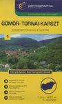 Gömör-Tornai-Karszt 1 : 40 000 - Turistatérkép
