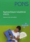 PONS Nyelvtanfolyam haladóknak: Angol (1 könyv + 2 Audio-CD)