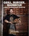 Grill, burger, barbecue