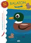 Balaton foglalkoztató - Activity book