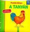 Puzzle-könyv - A tanyán