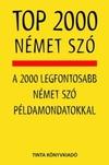TOP 2000 német szó