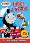 Thomas a gőzmozdony - Indul a gőzös!