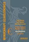 Francia-magyar-Magyar-francia gazdasági szótár