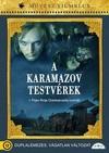 A karamazov testvérek DVD