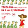 Pantaleon és a hölgyvendégek (hangoskönyv)