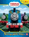 Szerep-játék-könyv - Thomas, a gőzmozdony