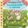 Babakönyvtár - Állatkölykök a tanyán