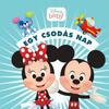 Disney Baby - Egy csodás nap - Textilkönyv