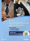Üzleti telefonbeszélgetés angol nyelven (CD-melléklettel)
