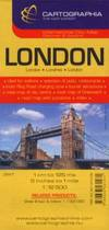 London térkép  1:12 500