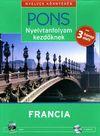 PONS Nyelvtanfolyam kezdőknek: Francia (4CD-melléklettel)
